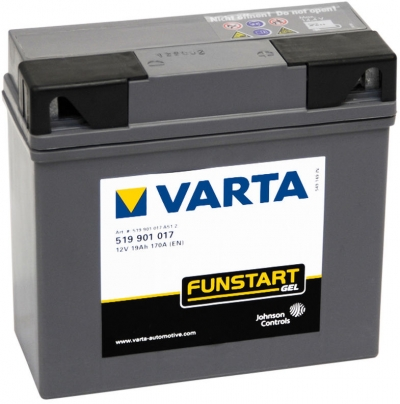 online battery varta powersport gel accu. Black Bedroom Furniture Sets. Home Design Ideas