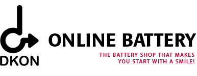Online Battery - The Battery shop that makes you start with a smile